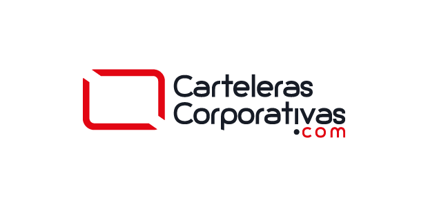 Logotipo carteleras corporativas